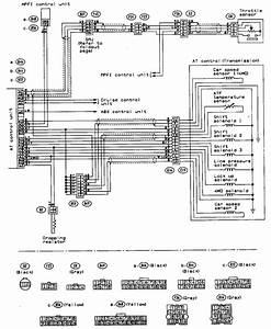 1992 Subaru Legacy Engine Diagram