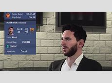 FIFA 19 career mode What happens if you try to sign
