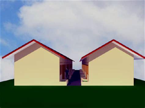 desain rumah kost mahasiswa  kamar    toilet