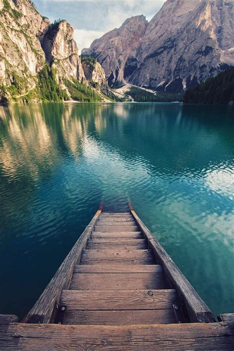 Lake Braies Italy Feel The Planet