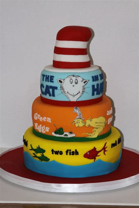 dr seuss cake dr seuss cake birthday themes