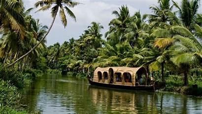 Kerala Nature India Backwaters Wallpapers Resolution