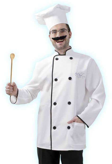 deguisement cuisine uniformes chef cuisinier
