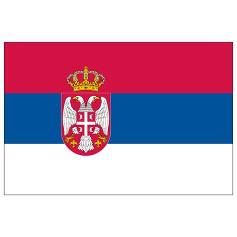 stickers muraux pour cuisine autocollant drapeau serbie stickad