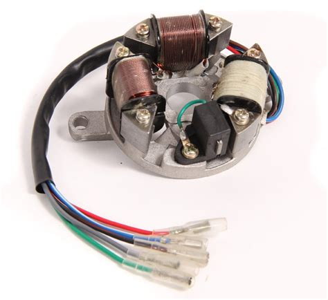 honda hobbit camino express cdi ignition system