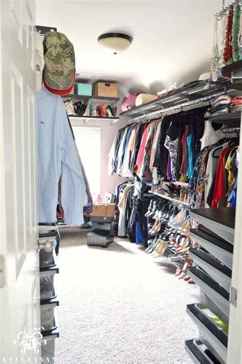 Closet Work by Maximizing Space In A Closet With Vaulted Ceilings