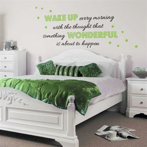 Master Bedroom Wall Decals Quotes by Things To About Bedroom Wall Decals Keribrownhomes