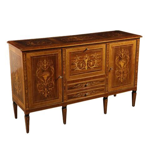 credenza in stile credenza in stile neoclassico mobili in stile bottega