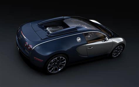 Bugatti Veyron Grand Sport Sang Bleu 2009 Wallpapers And