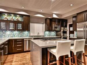 gorgeously dark modern kitchen shirry dolgin hgtv With kitchen cabinet trends 2018 combined with sticker store for facebook