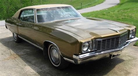 My Classic Car Mom And Gregorys 1972 Chevrolet Monte