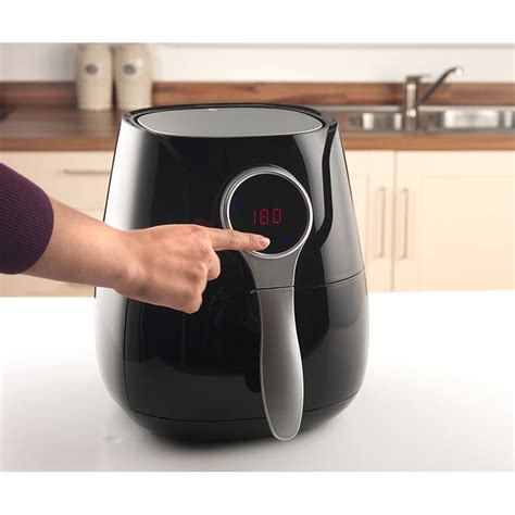 fryer salter air fat digital litres low efficient 1400w energy healthy onbuy