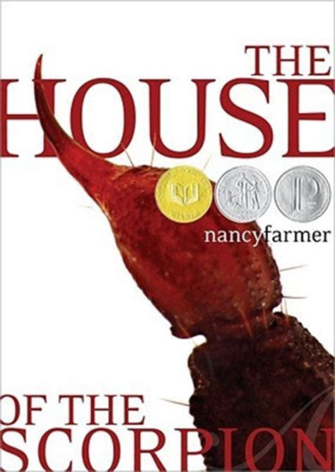 The Pollen Shed Book The House Of The Scorpion