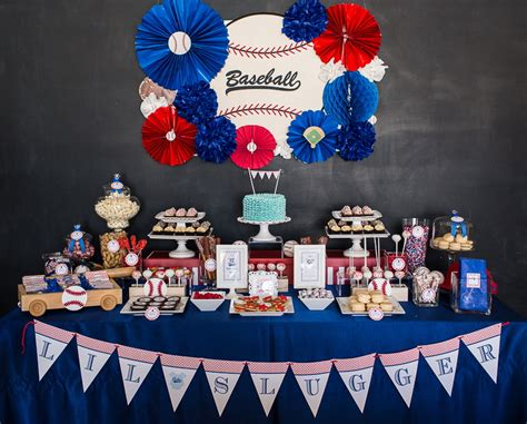for the lil 39 slugger baseball baby shower b lovely