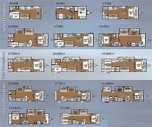 Komfort Travel Trailer Floor Plans