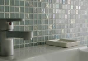 decorative wall tiles kitchen backsplash dewdrops recycled glass tile modern bathroom by