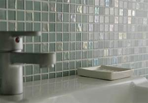 dewdrops recycled glass tile modern bathroom by With recycled glass tiles bathroom
