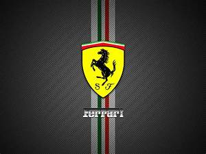 Hd-Car wallpapers: ferrari logo wallpaper