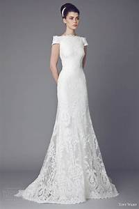 tony ward bridal 2015 wedding dresses wedding inspirasi With short sleeve wedding dress