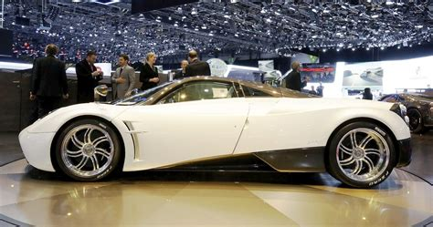 2014 Pagani Huayra Carbon Edition In 200