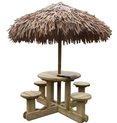 parasol en paille pas cher choisir un parasol exotique le jardin des tropiques