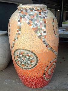 Pots à épices : pots and planter mosaics mosaic eternity mosaic artist for mosaic work ~ Teatrodelosmanantiales.com Idées de Décoration