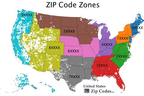 zip code map zip code lookup  zip code list