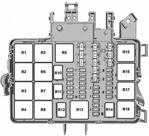Ford Transit Fifth Generation  U2013 Fuse Box Diagram  Fuse