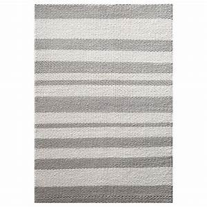 tapis moderne gris taupe et blanc breeze down to earth 130x190 With tapis gris taupe