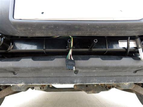 2006 jeep liberty tow bar wiring roadmaster