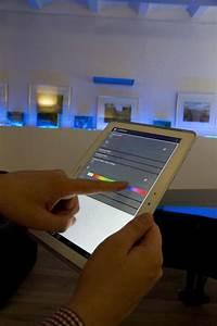 Lichtsteuerung Per App : led lichtsteuerung f r wohnung und b ro tab das ~ Watch28wear.com Haus und Dekorationen