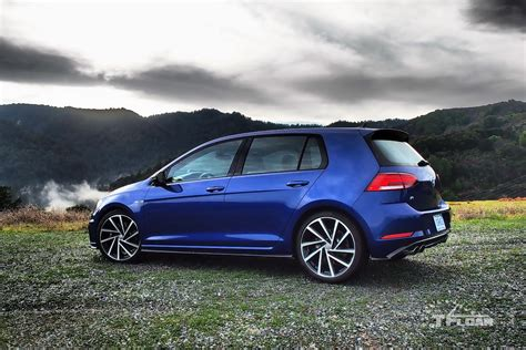 What's New For The 2018 Volkswagen Golf R? Vw's Made A Few