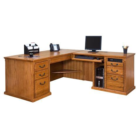 used l shaped computer desk l shaped desk for useful furniture naindien