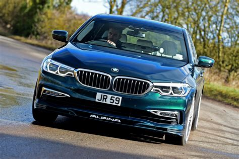 New Alpina B5 Touring 2018 Review