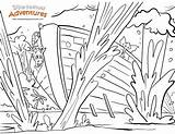 Coloring Bible Pages Flood Ark Printable Noah Sheets Jesus Activities Testament Story Storybook Noahs Stories Biblepathwayadventures Activity Open Pathway Bionicle sketch template