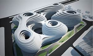 Zaha Hadid Bauwerke : newsgallery galaxy soho by zaha hadid architects ~ Frokenaadalensverden.com Haus und Dekorationen
