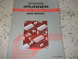 1996 Toyota 4runner Wiring Diagrams Electrical Service