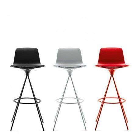 chaise pivotant tabouret de bar ou snack pivotant design structure metal