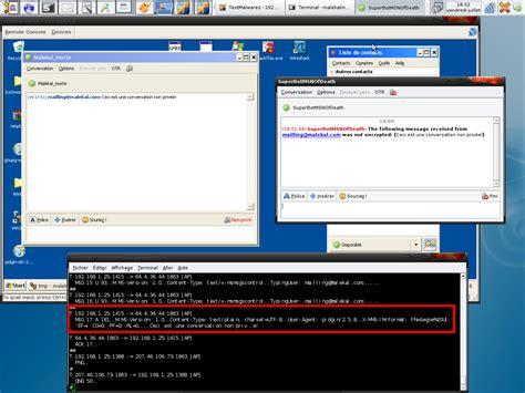 Windows Live Messenger Socks Proxy