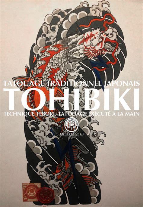 tatouage specialiste traditionnel japonais paris france