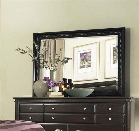 dundee place mirror  avalon furniture furniturepick