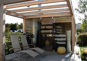 Garten schau villingen schwenningen 210 modernes for Terrassenüberdachung holz glas