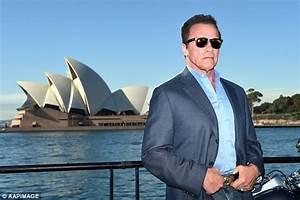 Arnold Schwarzenegger vows to 'terminate' child obesity on ...