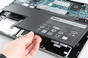 Dell Inspiron 14 7437 Disassembly And Ssd  Ram Upgrade