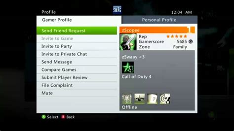 Funny Xbox Bio Youtube