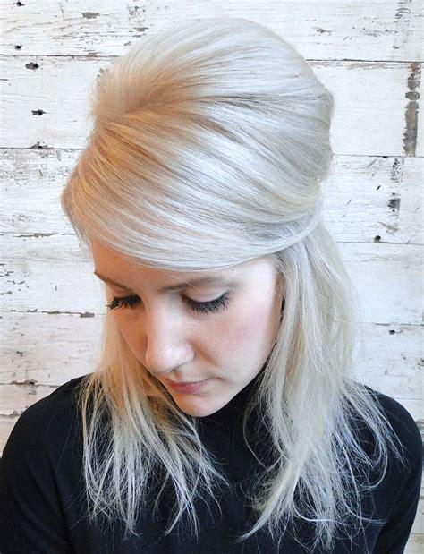 hair bump styles best 25 poof hairstyles ideas on hair poof 4342