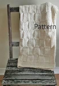 Knitting PATTERN Baby Blanket/The Siberian Baby Blanket ...