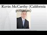 Kevin McCarthy (California politician) - YouTube