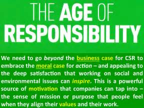 Quotes About Social Responsibility