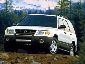 1999 Subaru Forester Information